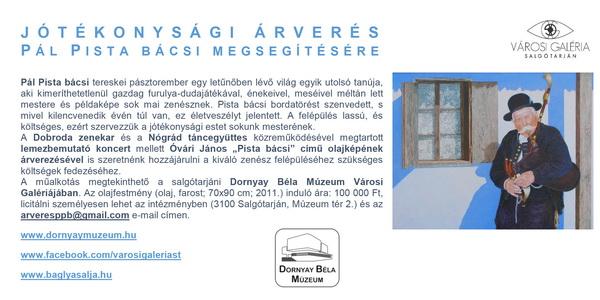 A salgótarjáni Dornyay Béla Múzeum Városi Galériája sok s